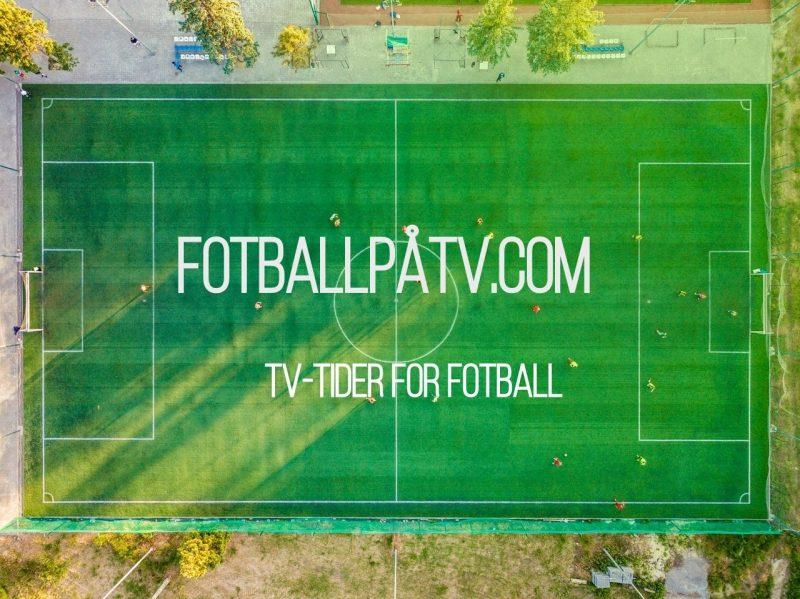 Fotballpåtv.com headerbilde